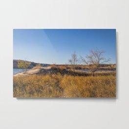 Downstream Campground, North Dakota 2 Metal Print