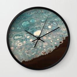 Night Water Wall Clock