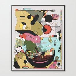 Noodllrtjito Canvas Print