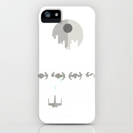 STARWARS Invaders iPhone Case