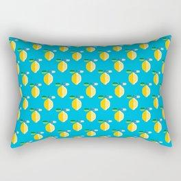 Fruit: Lemon Rectangular Pillow
