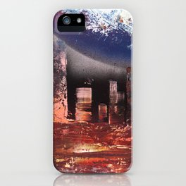 Small Space 17 iPhone Case