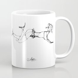 Aries Coffee Mug