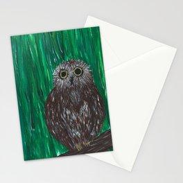 Zippy, The Owl Stationery Cards