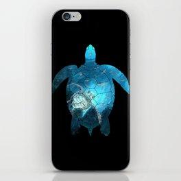 Sea Turtle - Under The Sea iPhone Skin