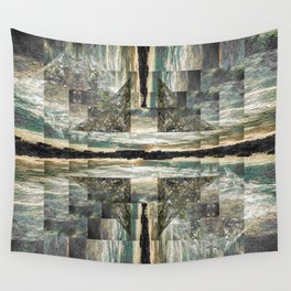 Lichens Wall Tapestry