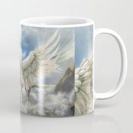 Pegasus Rising Coffee Mug