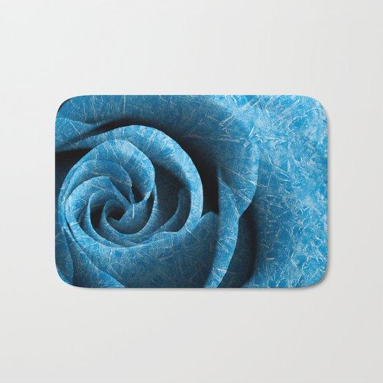 Arctic Rose Bath Mat