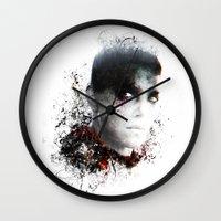 mad max Wall Clocks featuring Mad Max Furiosa by ururuty