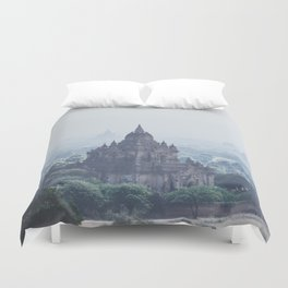 Bagan II Duvet Cover