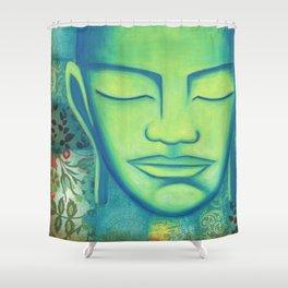 Mindfulness Shower Curtain