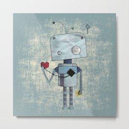 What is love ? Metal Print