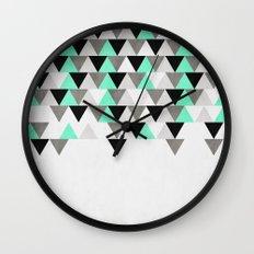 IceFall Wall Clock