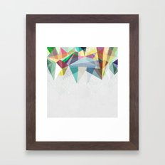 Colorflash 2 Framed Art Print