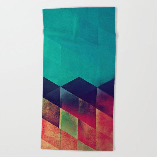 3styp Beach Towel