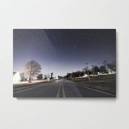 Night Sky 01 Metal Print