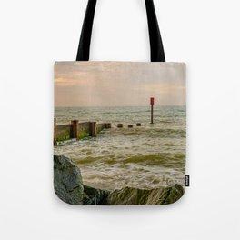 Cart Gap beach on the North Norfolk coast Tote Bag