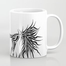 Tribal Horse Coffee Mug