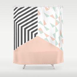 Pink Room #society6 #decor #buyart Shower Curtain