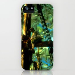 On the Mast iPhone Case