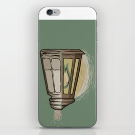 Salt and Light iPhone Skin
