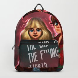 The End Of The F***ing World Backpack