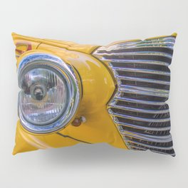 front of a 1940 chevrolet car Pillow Sham