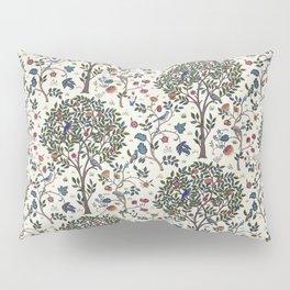 William Morris Trees and Bluebirds  Pillow Sham