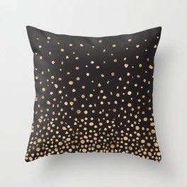 Sand Stones Throw Pillow