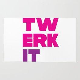 Twerk It Rug