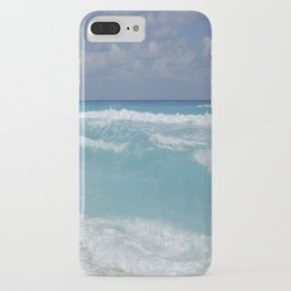 Carribean sea 3 iPhone Case