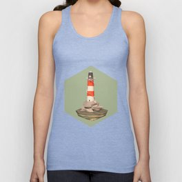 The Lighthouse Unisex Tank Top