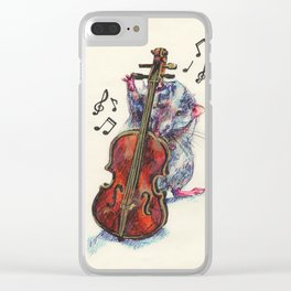 Harold Clear iPhone Case