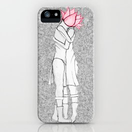 Universal Lovers iPhone Case