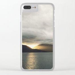 // peer // Clear iPhone Case