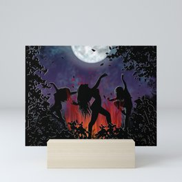 Witching Hour Mini Art Print