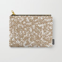 Iced Coffee Pixels Carry-All Pouch