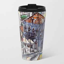 Buarcos, Portugal Travel Mug