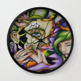 Don't See No Evil, Don't Speak No Evil, and Don't Hear No Evil Wall Clock