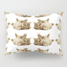 Cats at Play Pillow Sham