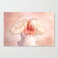 blossom Canvas Prints featuring Blossom  by Terri Ellis