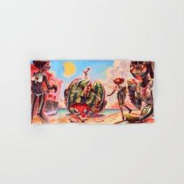 Summer Girls 7.0 Hand & Bath Towel