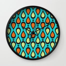 Dance With Me Mid-Century Modern Design Wall Clock