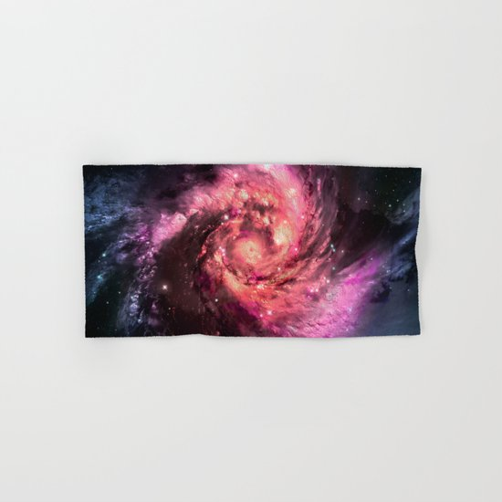 Spiral Galaxy Hand & Bath Towel