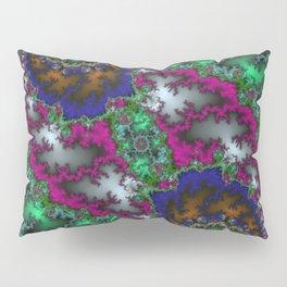 Fractal Nexus Pillow Sham