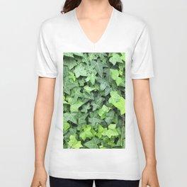 Forest. Fashion Textures Unisex V-Neck