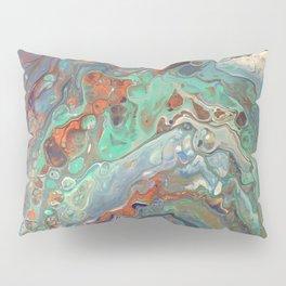 """""""Caribbean Coast"""" by Laurie Ann Hunter Pillow Sham"""