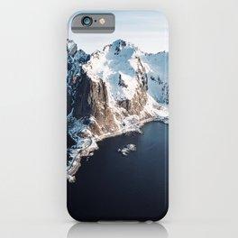 lofoten skyline iPhone Case