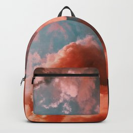 Pink clouds Backpack