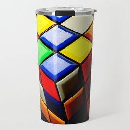 Rubiks Cube Travel Mug